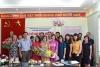 Chi bộ Khoa Tạo dáng công nghiệp tổ chức Lễ kết nạp Đảng viên mới